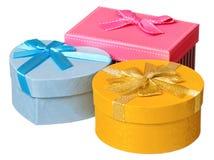 Коробки подарка Стоковые Фотографии RF