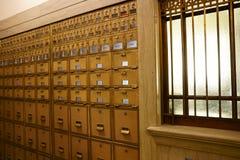 Коробки почты для сенаторов Небраски Стоковые Фото