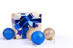 Коробки подарка рождества Стоковая Фотография RF