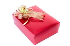 Коробки подарка с смычками и тесемками Стоковая Фотография RF