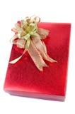 Коробки подарка с смычками и тесемками Стоковая Фотография