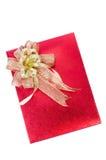 Коробки подарка с смычками и тесемками Стоковые Изображения RF