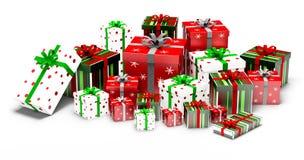 Коробки подарка Стоковое фото RF