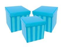 коробки присутствующие стоковая фотография rf