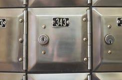 Коробки серебра PO, Испания Стоковые Фотографии RF