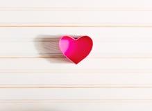 Коробки сердца дня ` s валентинки форменные Стоковое фото RF