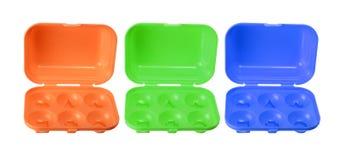Коробки яичка игрушки Стоковые Фотографии RF