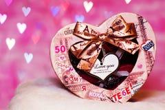 коробки для валентинки Стоковое фото RF