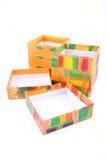 коробки Стоковое Изображение RF