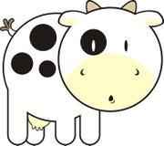 корова младенца милая бесплатная иллюстрация