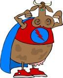 корова супер Стоковые Фотографии RF