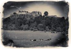 Замок Стерлинга Стоковое Изображение RF