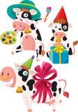 коровы 3 Стоковые Фото