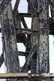 Корозия металла Стоковое Изображение