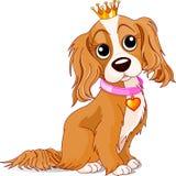 королевская власть собаки иллюстрация вектора