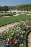 Королевская резиденция Версал Стоковое Изображение