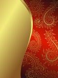 королевская свирль Стоковые Фотографии RF