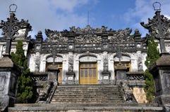 Королевская усыпальница Вьетнам Стоковые Изображения RF