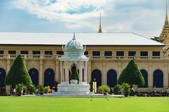 Королевский грандиозный дворец в Бангкоке, Таиланде Стоковые Изображения