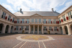 Королевский дворец, голландский парламент, вертеп Haag, Netherla Стоковые Изображения RF