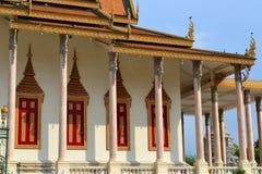 Королевский дворец Стоковое фото RF