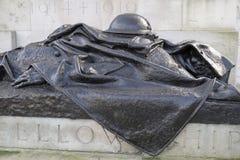 Королевский мемориал артиллерии, угол Гайд-парка, Лондон, Великобритания Стоковые Изображения