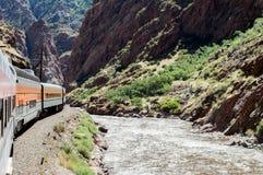 Королевский поезд ущелья Стоковые Фото