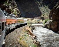Королевский поезд ущелья Стоковая Фотография RF
