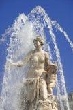 Королевский фонтан Версал резиденции Стоковое Изображение