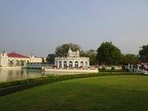 Королевское PA челки летнего дворца внутри Стоковые Изображения
