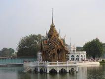 Королевское PA челки летнего дворца внутри Стоковое фото RF