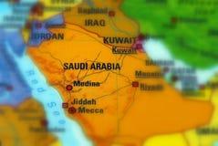 Королевство Саудовской Аравии KSA Стоковая Фотография RF