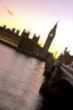 королевство соединенный london ben большое Стоковая Фотография