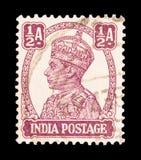 Король Джордж VI Стоковое Изображение