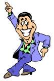 король диско бесплатная иллюстрация