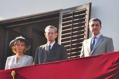 Король Майкл Румынии Стоковое Изображение
