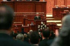 Король Майкл Румынии Стоковые Фотографии RF