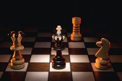 король самолюбивый Стоковое фото RF