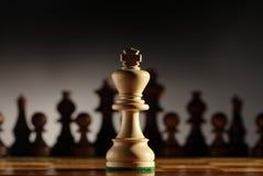 король Стоковая Фотография