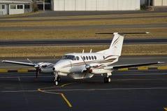 король beechcraft b воздуха 200 супер Стоковая Фотография