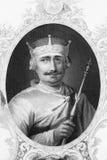 король william Англии ii Стоковое Изображение RF