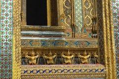 КОРОЛЯ ДВОРЕЦ ВНУТРЕНН В БАНГКОК ТАИЛАНД стоковые изображения rf