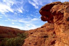 короля каньона Стоковая Фотография RF