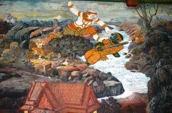 КОРОЛЯ МЕСТО В БАНГКОК ТАИЛАНД стоковое изображение rf