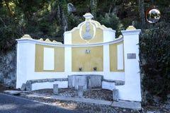 Короля Фонтан Sintra Стоковые Фотографии RF