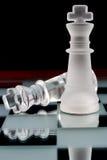 короля шахмат Стоковые Фотографии RF