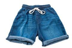 Короткие брюки и одежды стоковые изображения