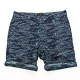 Короткие брюки для людей стоковое изображение rf