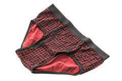 Короткие нижнее белье и брюки для людей Стоковые Фотографии RF