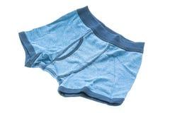 Короткое нижнее белье для ребенк и мальчика Стоковые Изображения RF